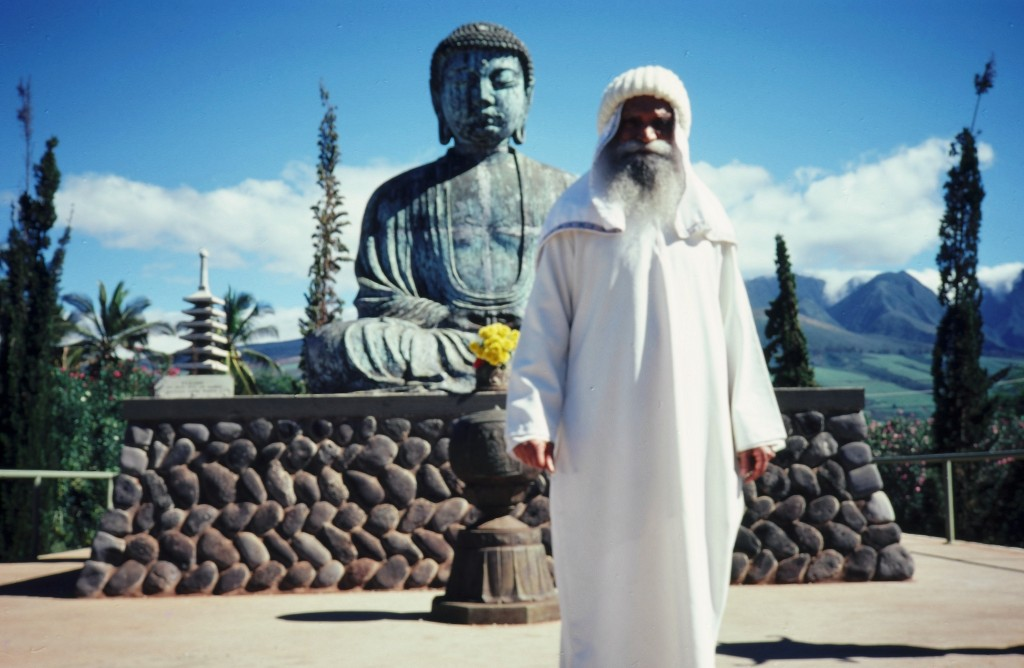 Guruji in Hawaii