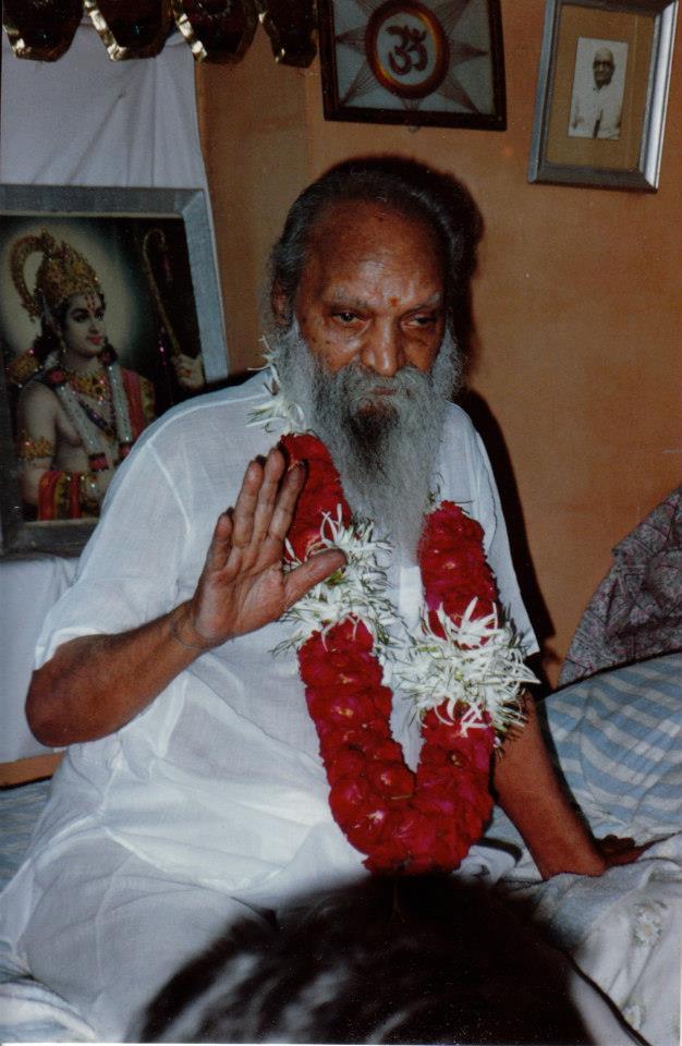 Shri Dhyanyogi Madhusudandas