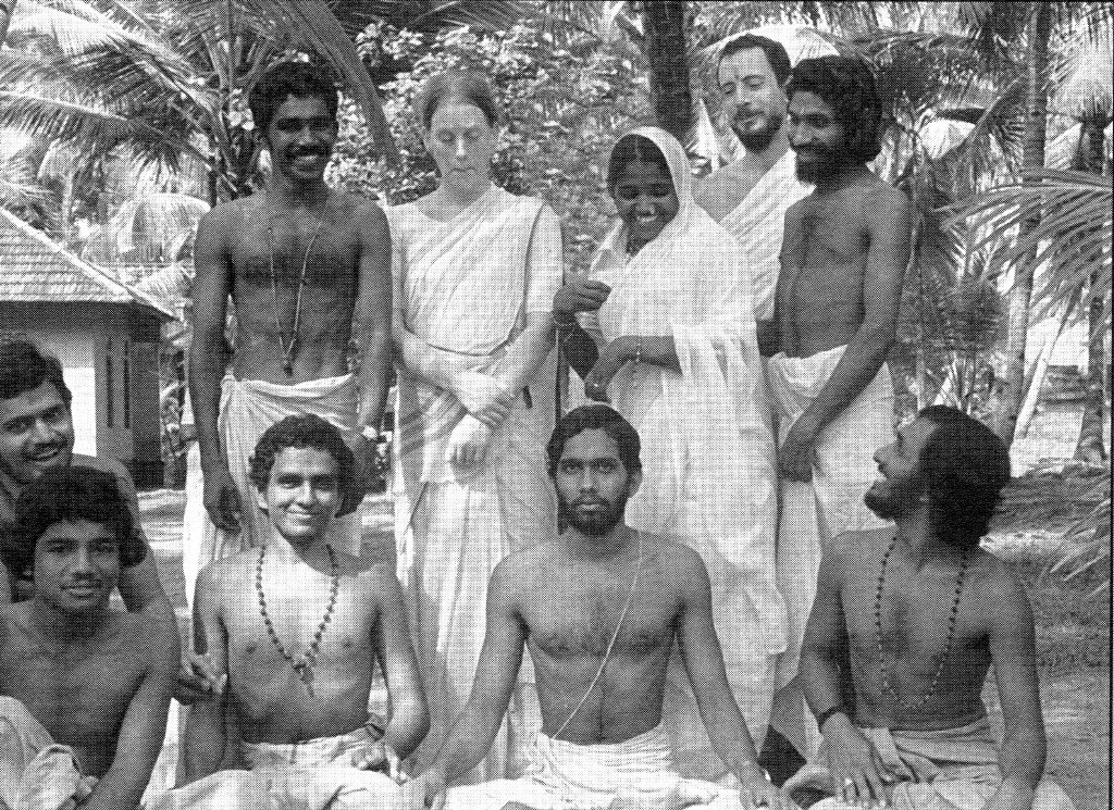 Ammachi + earliest-disciples