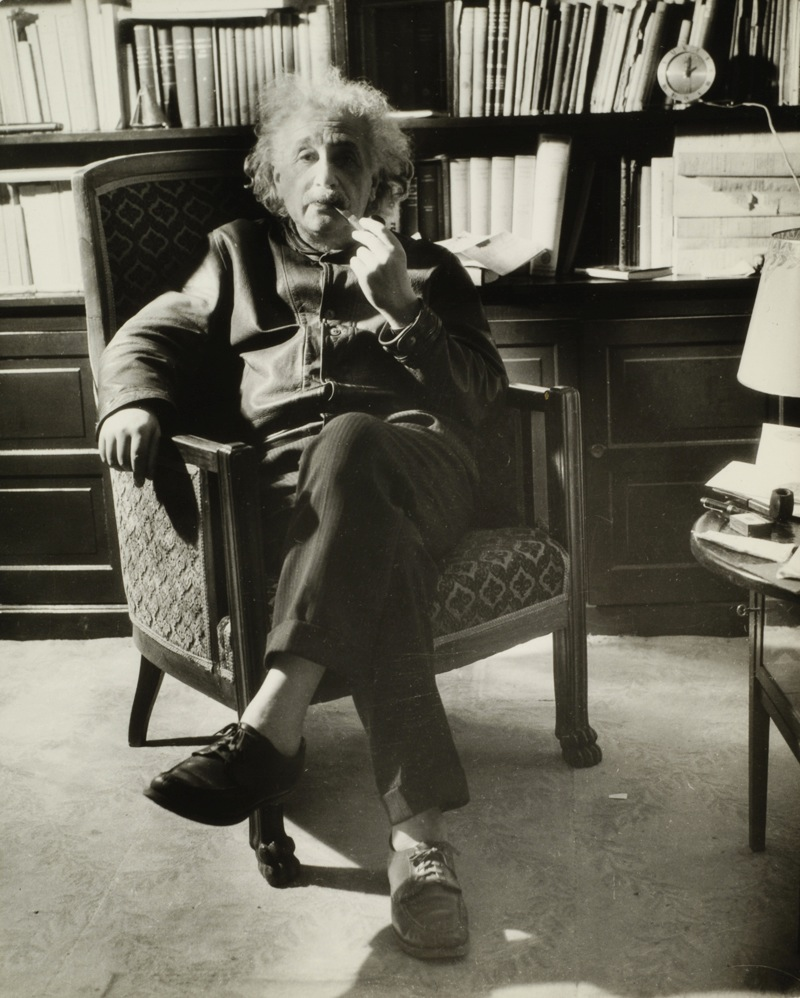 Albert Einstein (March 14, 1879 – April 18, 1955)